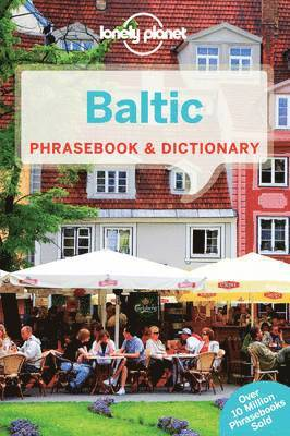 bokomslag Baltic Phrasebook & Dictionary