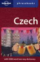 bokomslag Czech phrasebook LP