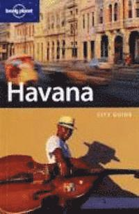 bokomslag Havana city guide LP