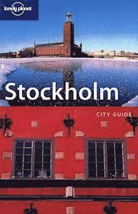 bokomslag Stockholm : city guide LP