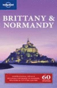 bokomslag Brittany & Normandy LP