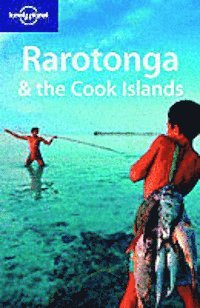 bokomslag Rarotonga & the Cook Islands LP