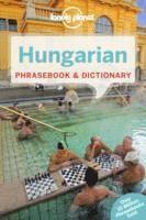bokomslag Hungarian phrasebook & dictionary
