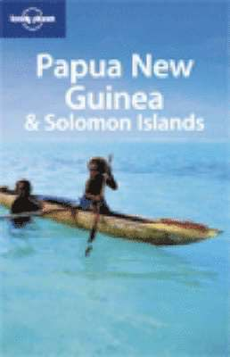 bokomslag Papua New Guinea & Solomon Islands LP