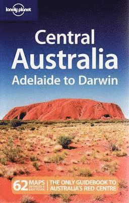bokomslag Central Australia: Adelaide to Darwin LP