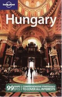 bokomslag Hungary LP
