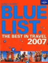 bokomslag The Bluelist LP 2007 - 2008