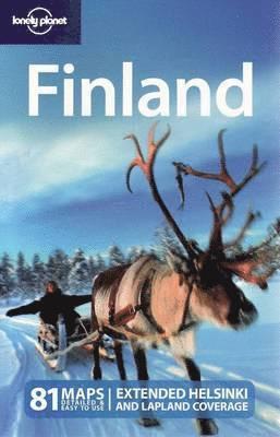 bokomslag Finland LP