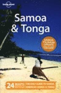 bokomslag Samoa & Tonga LP