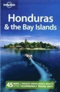 bokomslag Honduras & the Bay Islands LP