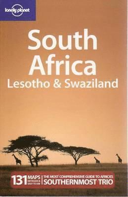 bokomslag South Africa, Lesotho & Swaziland LP