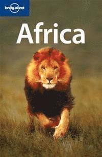 bokomslag Africa Lonely Planet