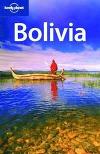 bokomslag Bolivia LP