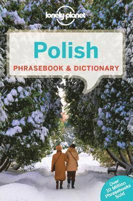 bokomslag Polish phrasebook