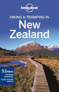 bokomslag Hiking & Tramping in New Zealand