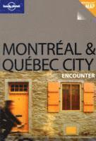 bokomslag Montreal & Quebec City Encounter LP