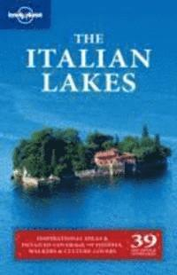 bokomslag The Italian Lakes LP