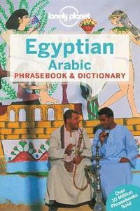 bokomslag Egyptian Arabic Phrasebook & Dictionary