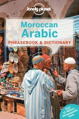 bokomslag Moroccan Arabic Phrasebook & Dictionary
