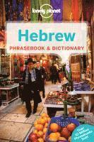 bokomslag Lonely planet hebrew phrasebook & dictionary