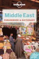 bokomslag Middle East Phrasebook & Dictionary