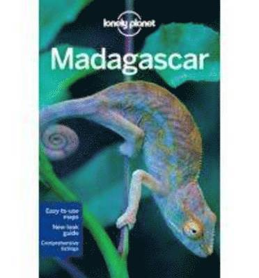 bokomslag Lonely Planet Madagascar
