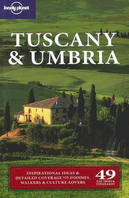 bokomslag Tuscany & Umbria LP