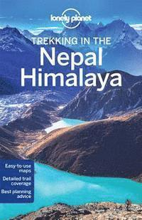 bokomslag Trekking in the Nepal Himalaya