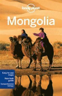 bokomslag Lonely Planet Mongolia