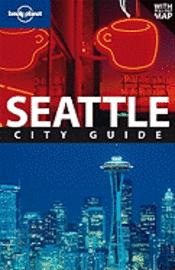 bokomslag Lonely Planet Seattle