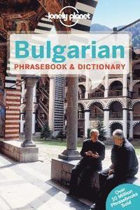 bokomslag Bulgarian Phrasebook & Dictionary