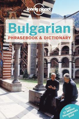 bokomslag Lonely Planet Bulgarian Phrasebook &; Dictionary
