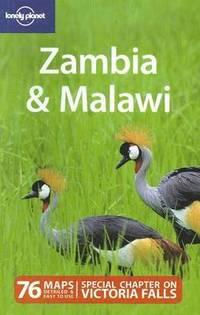 bokomslag Zambia & Malawi