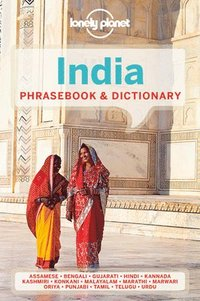 bokomslag India Phrasebook & Dictionary