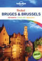 bokomslag Lonely Planet Pocket Bruges &; Brussels