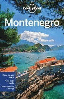bokomslag Lonely Planet Montenegro