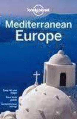 bokomslag Mediterranean Europe