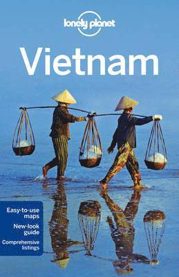 bokomslag Lonely Planet Vietnam