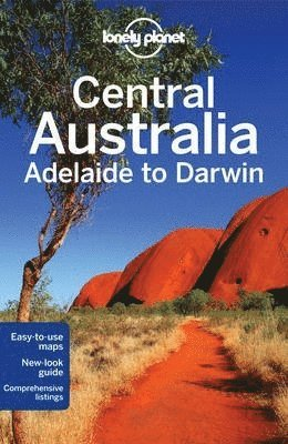 bokomslag Central Australia - Adelaide to Darwin