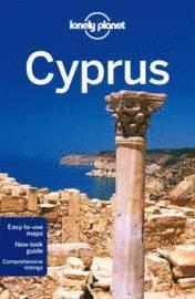 bokomslag Lonely Planet Cyprus