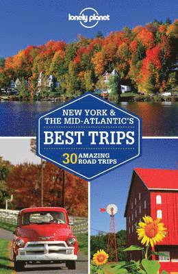 bokomslag Lonely Planet New York &; the Mid-Atlantic's Best Trips