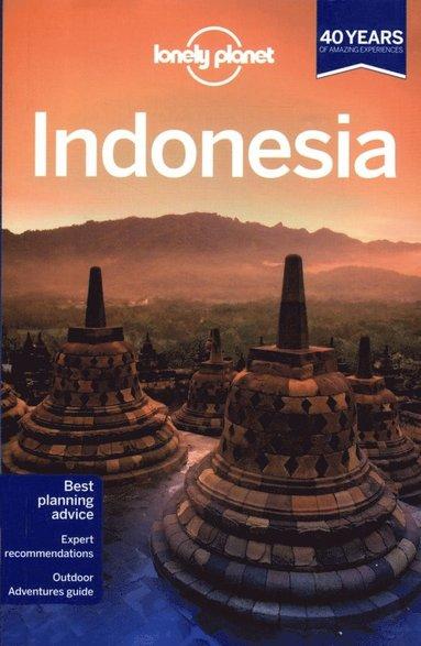 bokomslag Lonely Planet Indonesia