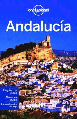 bokomslag Lonely Planet Andalucia