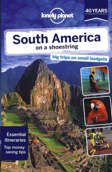 bokomslag South America on a Shoestring