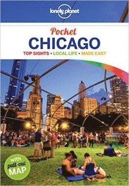 bokomslag Lonely Planet Pocket Chicago