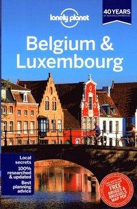 bokomslag Belgium & Luxembourg