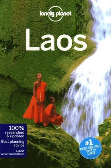 bokomslag Lonely Planet Laos