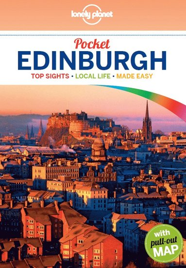 bokomslag Lonely Planet Pocket Edinburgh