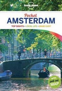 bokomslag Lonely Planet Pocket Amsterdam