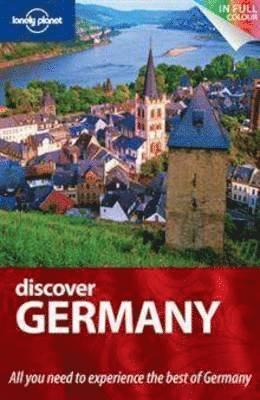 bokomslag Discover Germany LP